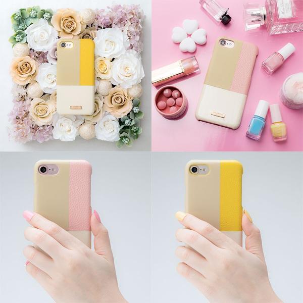 iPhone8 / iPhone7 スマホケース GRAMAS iPhone 8 / 7 COLORS Nudy Leather Case Limited グラマス ネコポス送料無料|ec-kitcut|09
