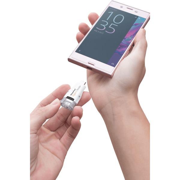 iPhone iPad カードリーダー PhotoFast フォトファースト iType-C Reader USB-C to Lightning micro SDカードリーダー ホワイト iType-C Reader ネコポス不可|ec-kitcut|04