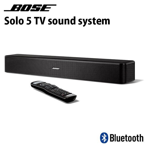 BOSE ボーズ Solo 5 TV sound system