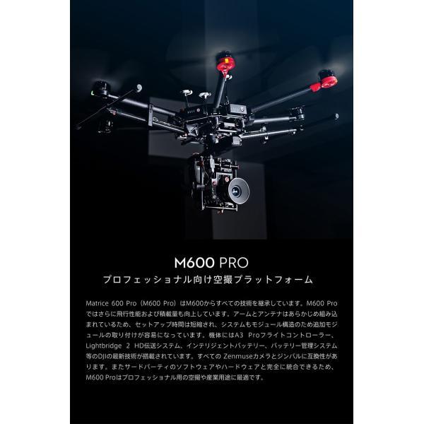 ドローン DJI ディージェイアイ MATRICE 600 Pro CP.SB.000311 ヤマト便配送 国内正規品 ec-kitcut 03