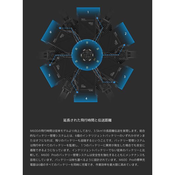 ドローン DJI ディージェイアイ MATRICE 600 Pro CP.SB.000311 ヤマト便配送 国内正規品 ec-kitcut 08