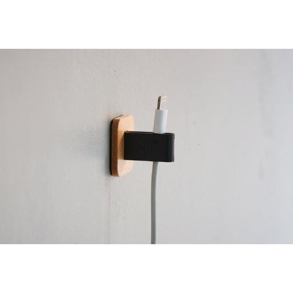収納・整頓 NuAns TAGKEEPER ケーブルホルダー 2個セット ニュアンス ネコポス不可|ec-kitcut|04