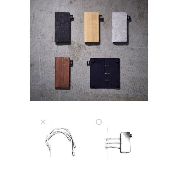 収納・整頓 NuAns FOLDKEEPER マルチケーブルホルダー ニュアンス ネコポス可|ec-kitcut|03