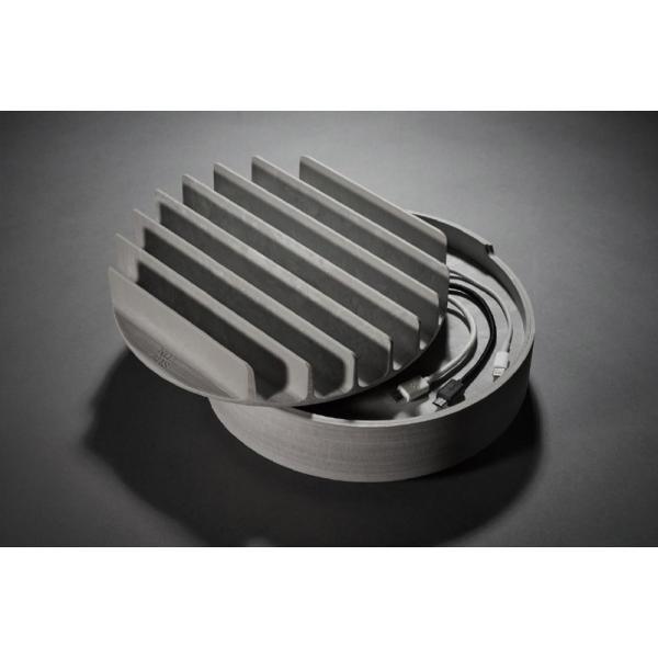 収納・整頓 NuAns COLONY マルチ充電トレイ テクスチャー ニュアンス ネコポス不可 ec-kitcut 05