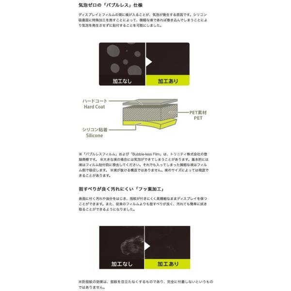 iPhone8 / iPhone7 /iPhone6s / iPhone6 フィルム Simplism シンプリズム iPhone 8 / 7 / 6s / 6 ブルーライト 低減液晶保護フィルム 光沢 ネコポス可|ec-kitcut|04