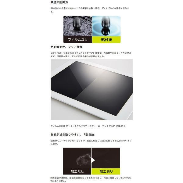 iPhone8 / iPhone7 /iPhone6s / iPhone6 フィルム Simplism iPhone 8 / 7 / 6s / 6 曲面対応 衝撃吸収 ブルーライト低減 液晶保護フィルム 光沢 ネコポス可|ec-kitcut|04