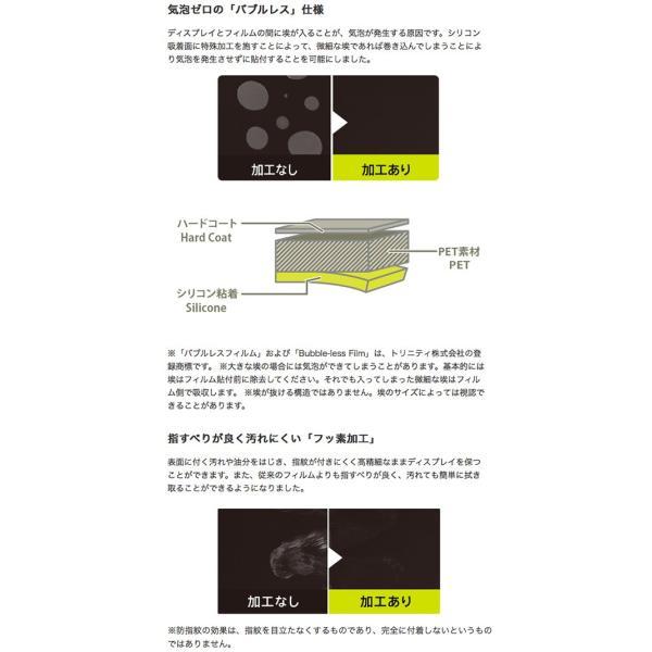 iPhoneX 保護フィルム Simplism シンプリズム iPhone XS / X ブルーライト 低減液晶保護フィルム 光沢 TR-IP178-PF-BCCC ネコポス可|ec-kitcut|04