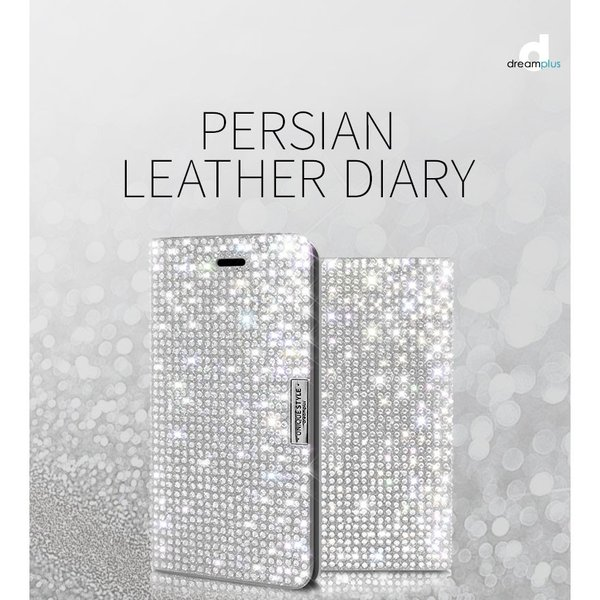 iPhoneXS / iPhoneX ケース Dreamplus iPhone XS / X Persian Leather Diary  ドリームプラス ネコポス送料無料|ec-kitcut|03