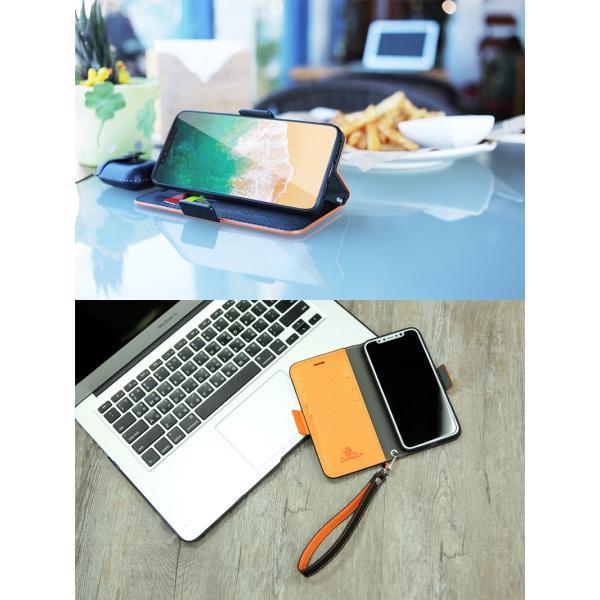 iPhoneXS / iPhoneX ケース Corallo iPhone XS / X Nu 手帳型 ケース コラーロ ネコポス可|ec-kitcut|03
