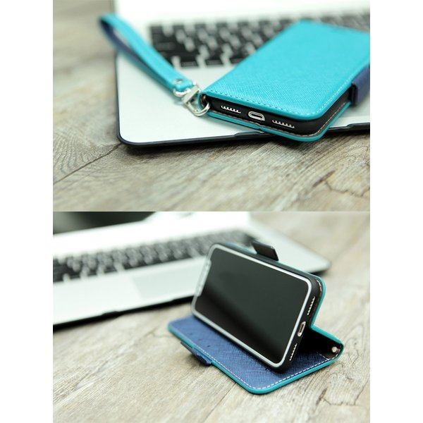 iPhoneXS / iPhoneX ケース Corallo iPhone XS / X Nu 手帳型 ケース コラーロ ネコポス可|ec-kitcut|04