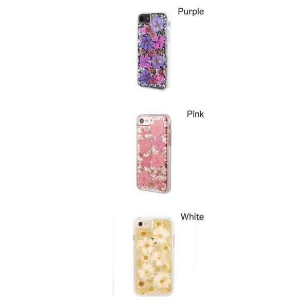 iPhone8 / iPhone7 スマホケース Case-mate iPhone 8 / 7 / 6s / 6 Karat Petals Case ケースメイト ネコポス可|ec-kitcut|02