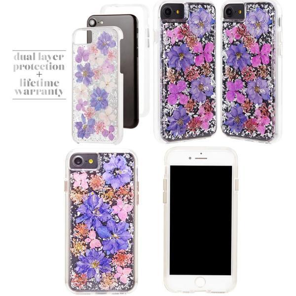iPhone8 / iPhone7 スマホケース Case-mate iPhone 8 / 7 / 6s / 6 Karat Petals Case ケースメイト ネコポス可|ec-kitcut|03