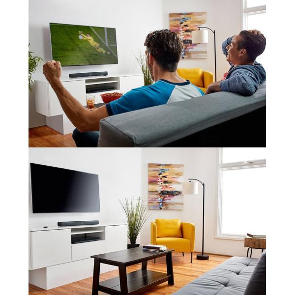 ホームシアタースピーカー JBL ジェービーエル Bar Studio Bluetooth サウンドバー TVスピーカー JBLBARSBLKJN ネコポス不可 2.0ch ホームシアター システム|ec-kitcut|02