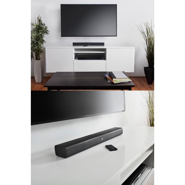 ホームシアタースピーカー JBL ジェービーエル Bar Studio Bluetooth サウンドバー TVスピーカー JBLBARSBLKJN ネコポス不可 2.0ch ホームシアター システム|ec-kitcut|04