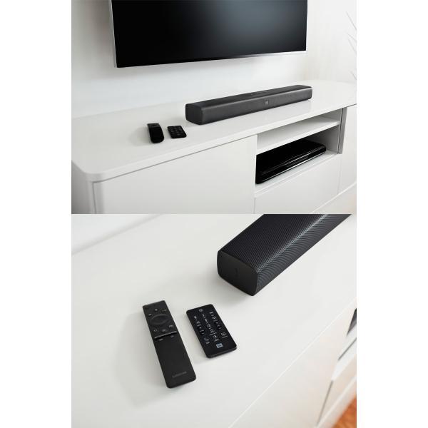 ホームシアタースピーカー JBL ジェービーエル Bar Studio Bluetooth サウンドバー TVスピーカー JBLBARSBLKJN ネコポス不可 2.0ch ホームシアター システム|ec-kitcut|05