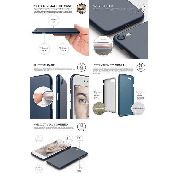 iPhone8 / iPhone7 スマホケース elago iPhone 8 / 7 S7 INNER CORE  エラゴ ネコポス可|ec-kitcut|03