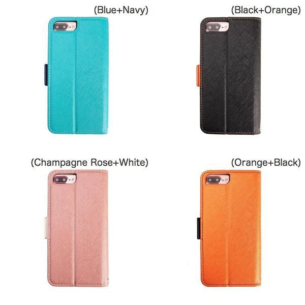 iPhone8Plus / iPhone7Plus ケース Corallo iPhone 8 Plus / iPhone 7 Plus / iPhone 6s Plus  / iPhone 6 Plus Nu 手帳型 ケース  ネコポス可 ec-kitcut 02