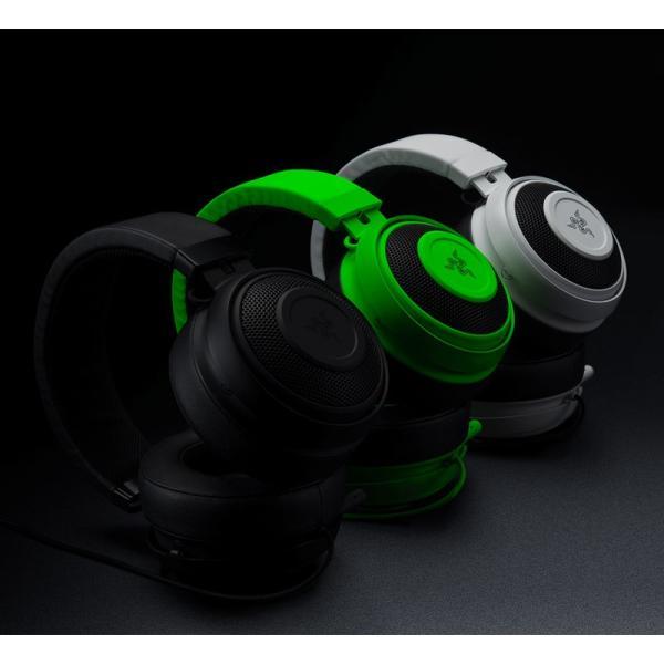 Razer Kraken Pro V2 Oval ゲーミングヘッドセット  レーザー ネコポス不可|ec-kitcut|13