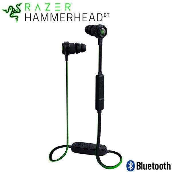 ゲーミングイヤホン ワイヤレス Razer レーザー Hammerhead BT Bluetooth ワイヤレス カナル型 ゲーミングイヤホン RZ04-01930100-R3A1 ネコポス不可|ec-kitcut