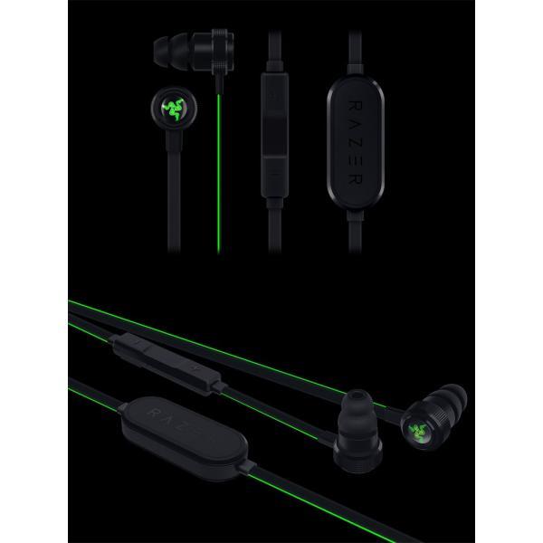 ゲーミングイヤホン ワイヤレス Razer レーザー Hammerhead BT Bluetooth ワイヤレス カナル型 ゲーミングイヤホン RZ04-01930100-R3A1 ネコポス不可|ec-kitcut|02
