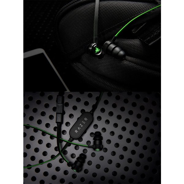 ゲーミングイヤホン ワイヤレス Razer レーザー Hammerhead BT Bluetooth ワイヤレス カナル型 ゲーミングイヤホン RZ04-01930100-R3A1 ネコポス不可|ec-kitcut|05