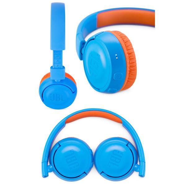ワイヤレス ヘッドホン 子供向け JBL JR300BT 密閉ダイナミック型 Bluetooth ワイヤレス キッズヘッドホン  ジェービーエル ネコポス不可|ec-kitcut|06