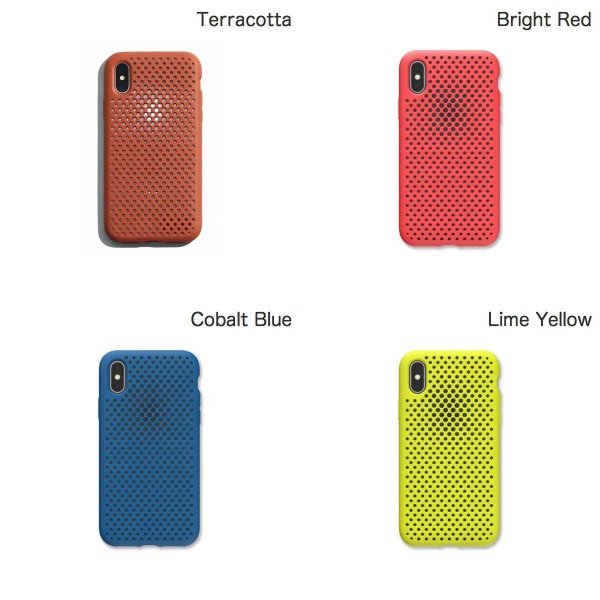 iPhoneXS / iPhoneX ケース AndMesh iPhone XS / X Mesh Case  アンドメッシュ ネコポス可|ec-kitcut|04
