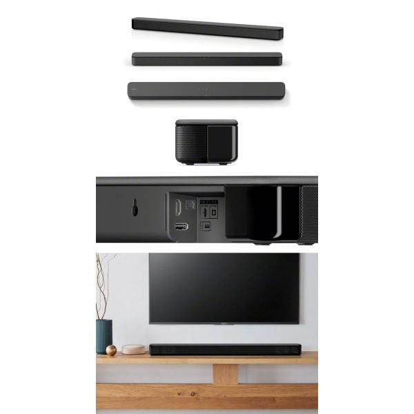TV ホームシアター スピーカー SONY ソニー HT-S100F Bluetooth サウンドバー ホームシアターシステム ブラック HT-S100F ネコポス不可|ec-kitcut|04