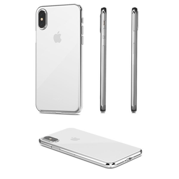 iPhoneXS / iPhoneX ケース moshi iPhone XS / X SuperSkin  ネコポス可|ec-kitcut|04