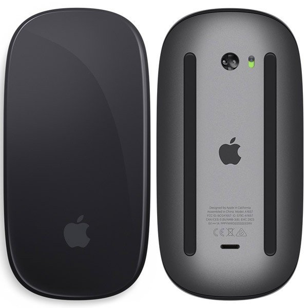 Apple アップル Magic Mouse 2 - スペースグレイ MRME2J/A ネコポス不可 Apple純正|ec-kitcut|02