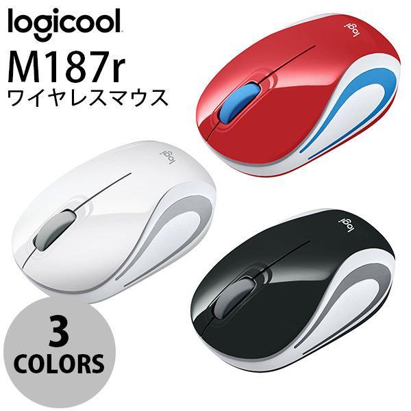 ワイヤレスマウス LOGICOOL M187r ワイヤレス ミニマウス ロジクール ネコポス不可 ec-kitcut