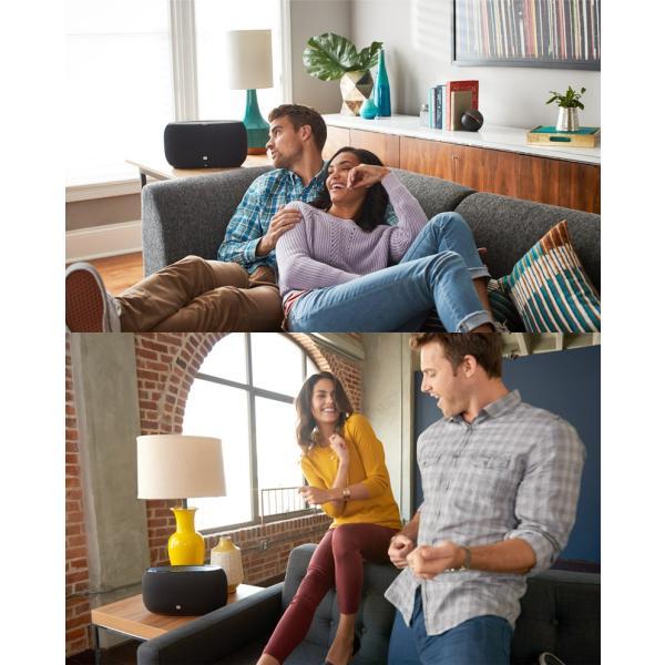 スマートスピーカー LINK 500 JBL LINK500 Googleアシスタント搭載 Bluetooth ワイヤレス スマートスピーカー ジェービーエル ネコポス不可|ec-kitcut|03