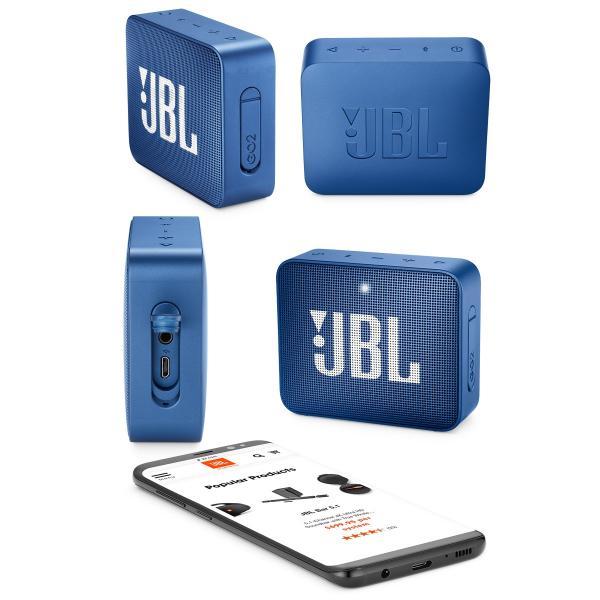 ワイヤレススピーカー JBL GO2 防水対応IPX7 Bluetooth ワイヤレス コンパクト スピーカー ジェービーエル ネコポス不可|ec-kitcut|05