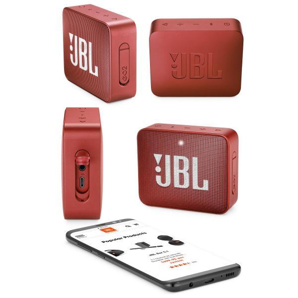 ワイヤレススピーカー JBL GO2 防水対応IPX7 Bluetooth ワイヤレス コンパクト スピーカー ジェービーエル ネコポス不可|ec-kitcut|06