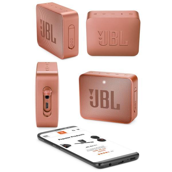 ワイヤレススピーカー JBL GO2 防水対応IPX7 Bluetooth ワイヤレス コンパクト スピーカー ジェービーエル ネコポス不可|ec-kitcut|08