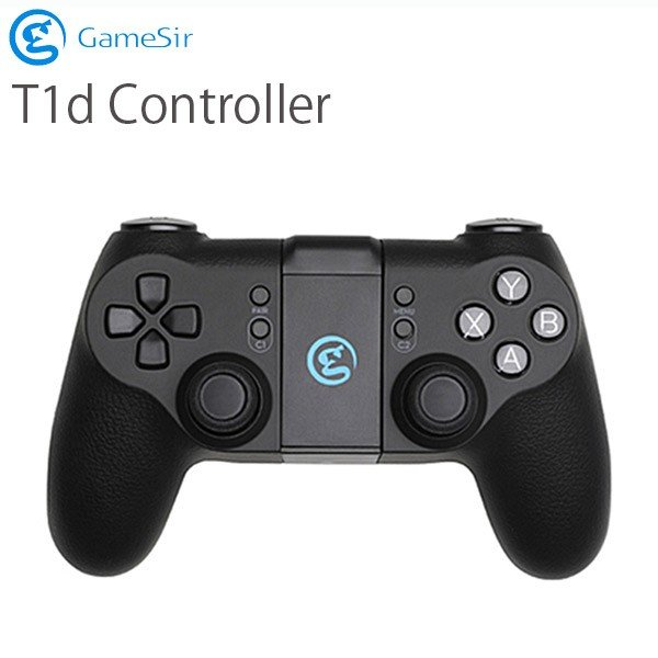 Tello コントローラー GameSir ゲームサー T1d controller RyzeTech Tello対応 スマートフォン用コントローラー TELRC ネコポス不可|ec-kitcut
