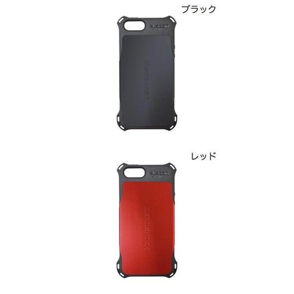 iPhoneSE / iPhone5s ケース エレコム ELECOM iPhone SE / 5s / 5 ZEROSHOCK スタンダード ブラック PM-A18SZEROBK ネコポス送料無料|ec-kitcut|02