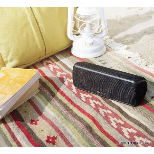 ワイヤレススピーカー SONY SRS-XB31 Bluetooth ワイヤレス 防水・防塵・防錆 ポータブルスピーカー ソニー ネコポス不可