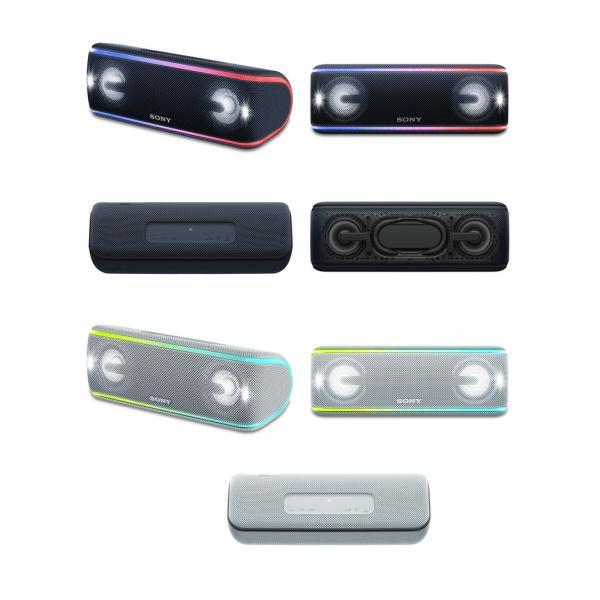 ワイヤレススピーカー SONY SRS-XB41 Bluetooth ワイヤレス 防水・防塵・防錆 ポータブルスピーカー ソニー ネコポス不可 ec-kitcut 03