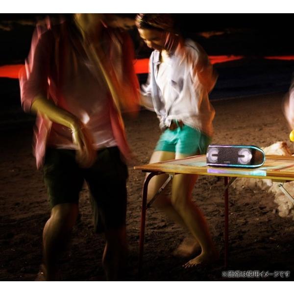 ワイヤレススピーカー SONY SRS-XB41 Bluetooth ワイヤレス 防水・防塵・防錆 ポータブルスピーカー ソニー ネコポス不可 ec-kitcut 07