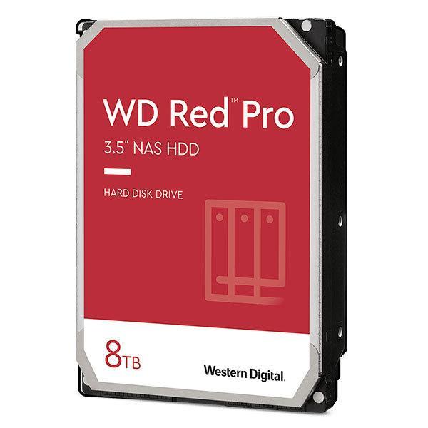 内蔵HDD 3.5インチ Western Digital ウエスタンデジタル WD Red Pro 3.5インチ SATA III 8TB WD8003FFBX ネコポス不可 ec-kitcut