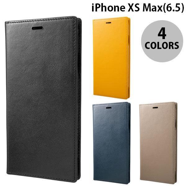 iPhoneXSMax ケース GRAMAS iPhone XS Max Italian Genuine Leather Book Case  グラマス ネコポス不可|ec-kitcut