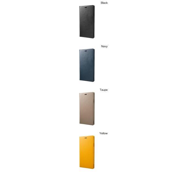 iPhoneXSMax ケース GRAMAS iPhone XS Max Italian Genuine Leather Book Case  グラマス ネコポス不可|ec-kitcut|02