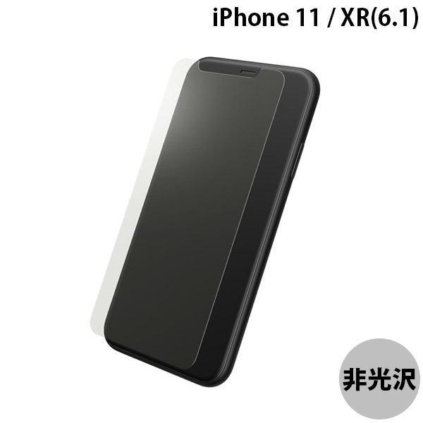 iPhone 11 / XR 保護フィルム GRAMAS グラマス iPhone 11 / XR Protection Glass Anti Glare 旭ガラス オフセット アンチグレア GGL-32518AGL ネコポス送料無料 ec-kitcut