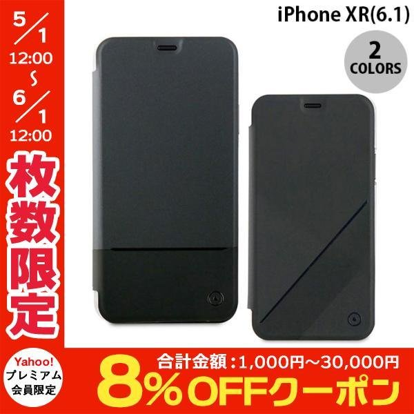 iPhoneXR ケース muvit iPhone XR EDITION PP FOLIO CASE  ムービット ネコポス不可|ec-kitcut