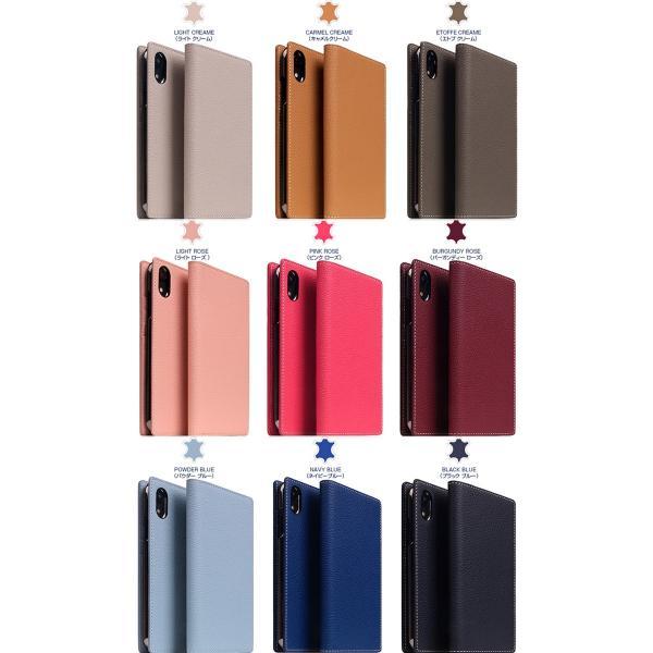 iPhoneXR ケース SLG Design iPhone XR Full Grain Leather Case エスエルジー デザイン ネコポス不可|ec-kitcut|09