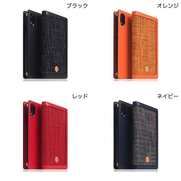 iPhoneXR ケース SLG Design iPhone XR Edition Calf Skin Leather Diary  エスエルジー デザイン ネコポス不可|ec-kitcut|02