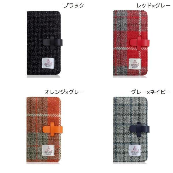 iPhoneXR ケース SLG Design iPhone XR Harris Tweed Diary  エスエルジー デザイン ネコポス不可|ec-kitcut|02