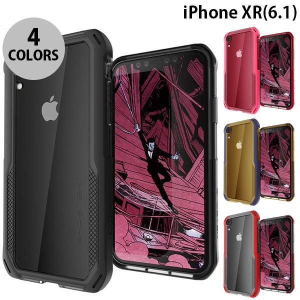iPhoneXR ケース GHOSTEK iPhone XR Cloak 4 スタイリッシュなハイブリッドケース ゴーステック ネコポス送料無料|ec-kitcut