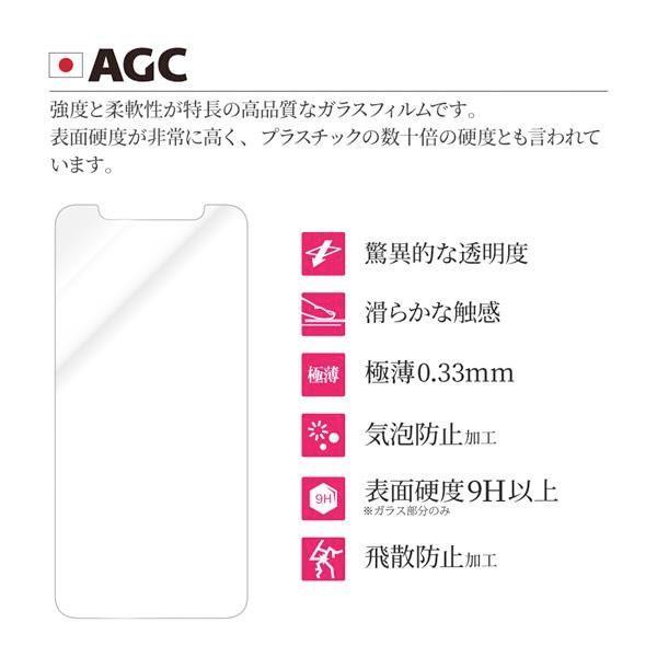 LEPLUS ルプラス iPhone 11 Pro Max / XS Max ガラスフィルム 覇龍 日本品質 スタンダードサイズ 高光沢/0.33mm GLASS PREMIUM FILM ネコポス送料無料|ec-kitcut|03